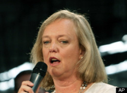 Meg Whitman Spending