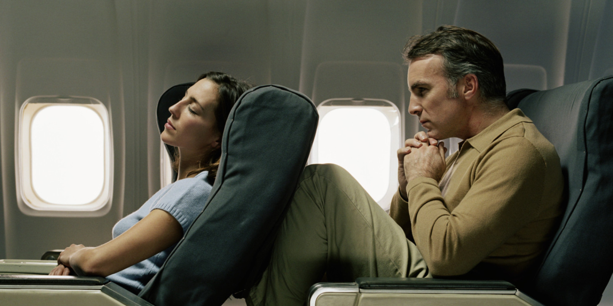 Americans Are On Team Recliner In The Airplane Seat Wars