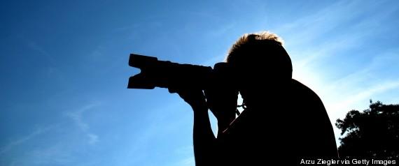 photographer angle