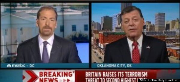 Republican Congressman Tom Cole: Obama Is 'Commendably Cautious' On Syria