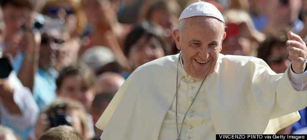 Pope Francis To Celebrate Wedding Mass For 20 Couples