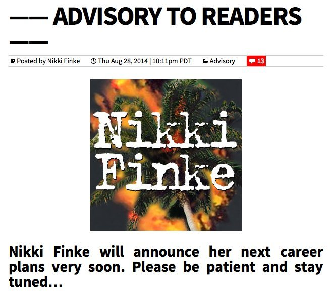 nikki website