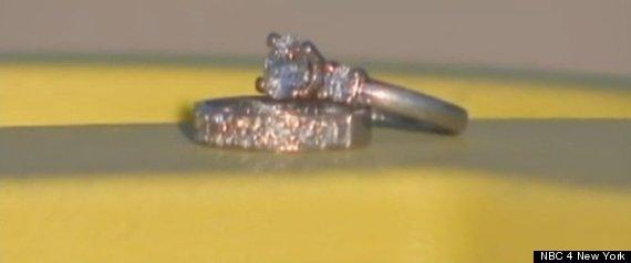 lost wedding rings