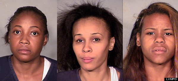 Vegas Trio Hid Stolen Rolexes In Vaginas: Cops