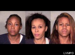 Vegas Trio Hid Stolen Rolexes In Vaginas: Cops