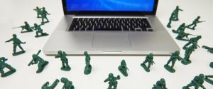 Soldier On Internet