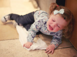 Dear Toddler, Screw Your Tantrums