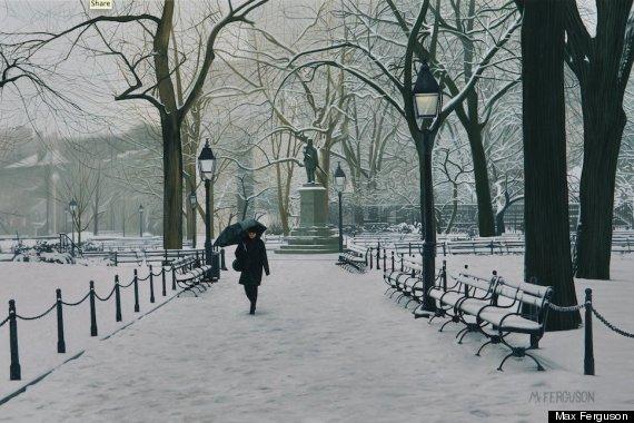 ferguson snow