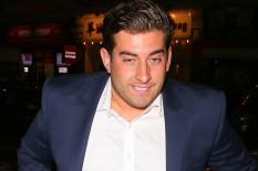 James Argent   Pic: Getty