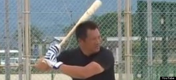 Watch A Pro Try To Hit An 186 MPH Pitch