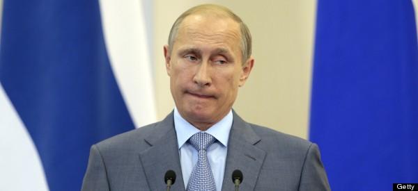 Putin Calls For Talks On Eastern Ukraine 'Statehood'
