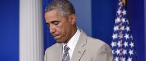 Obama Press Room