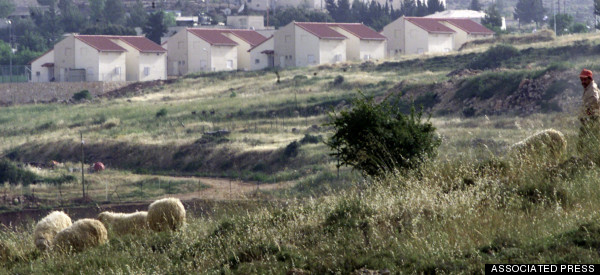 Israel Just Appropriated 1000 Acres Of The West Bank