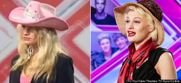 'I'm Ashamed Of My Original 'X Factor' Audition'