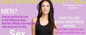 Womens Magazine Bloody Awful