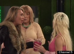 Lauren Puts Frenchy In Her Place