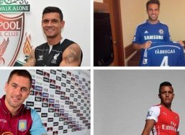 Premier League Summer Transfer Window 2014 Signings