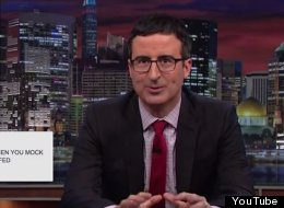 John Oliver Responds To His 'Fan Mail' - Also Known As 'YouTube Comments'
