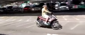 Scooter Test Drive Fail