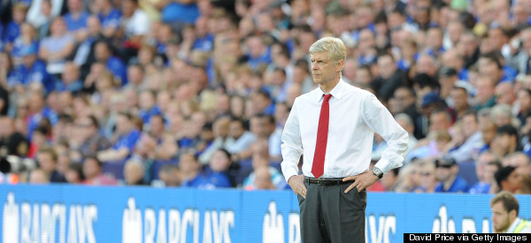 You'll Never Guess Where Wenger Is On Deadline Day