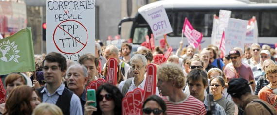 TTIP NHS