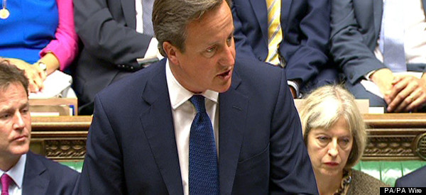 Cameron Accused Of Offending 'Basic Principles Of Law'