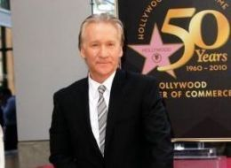 Bill Maher Palin Star Hollywood Pope
