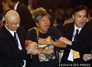 hong kong protest li fei