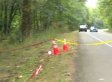 Cops Investigate Homicide After Seeing Man Burn Bloody Items Near Woods