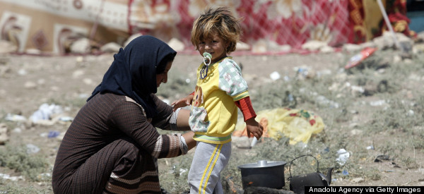 The Islamic State Are Committing Ethnic Cleansing On A 'Historic Scale'