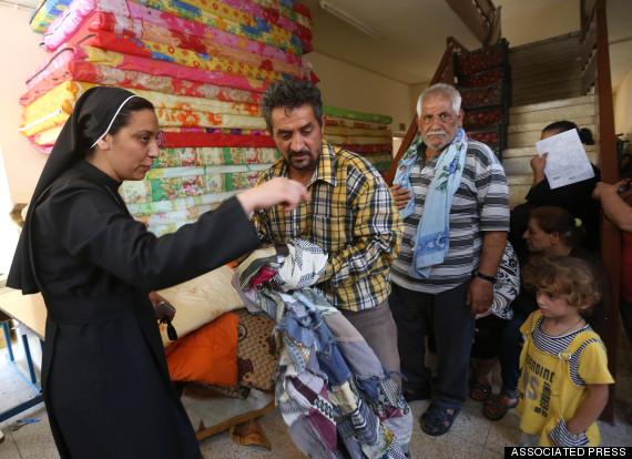iraq christian