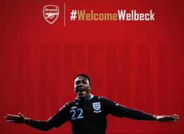 Welbeck's A Gooner: Wenger Finally Signs A Striker