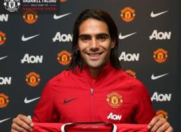 Radamel's A Red: United Seal Sensational Falcao Deal