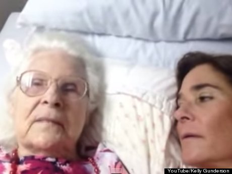 Watch: The Moment 87-Year-Old With Alzheimer's Recognises Her Daughter