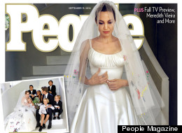 The Brangelina Wedding Pics Are Here!
