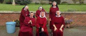 Dublin Red Nuns Ice Bucket Challenge