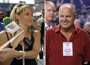 Rush Limbaugh Ines Sainz