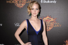 Jennifer Lawrence I Image: PA