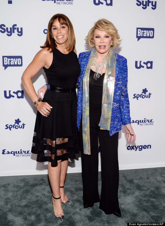 joan rivers melissa