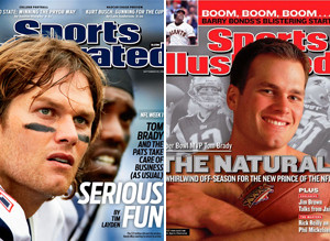 Tom Brady Sports Illustrated