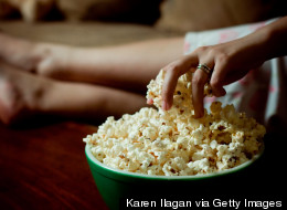 Why Watching Action Films Make You Snack More