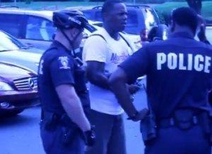 Moral Monday arrest