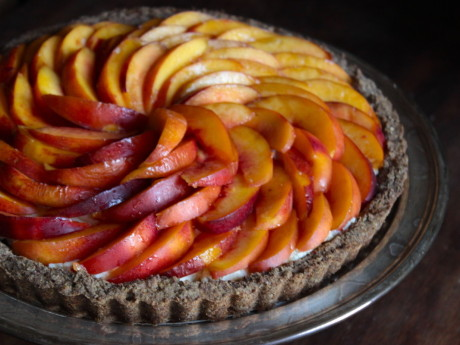 If You Needed More Ways To Eat Nectarines...