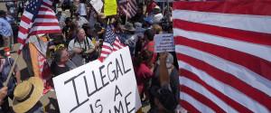 Texas Border Protest