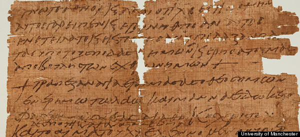 Ancient Christian Charm Discovered In University Library