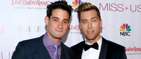 LANCE BASS ENGAGED AGAIN