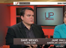 Slate's Dave Weigel Joins New Bloomberg Politics Venture