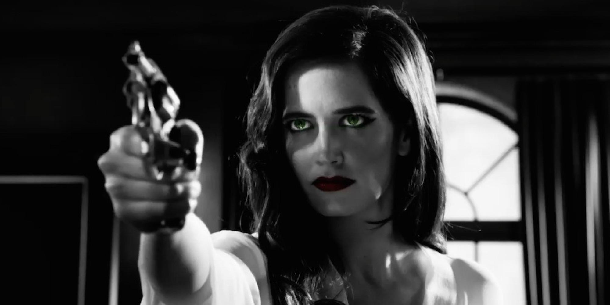 Eva Green a demandé à être retouchée dans «Sin City: jai tué pour elle»   HuffPost Québec