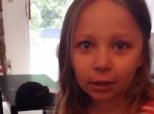 Incredulous Little Girl Refuses To Believe Hello Kitty Is Anything Other Than A Cat