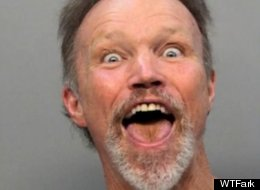 Was This The Wackiest Mugshot Of Labor Day Weekend?
